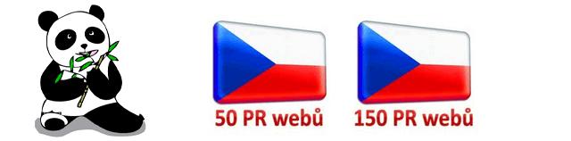 České PR weby a Panda