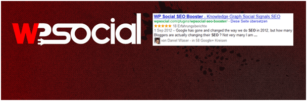 WP Social Booster