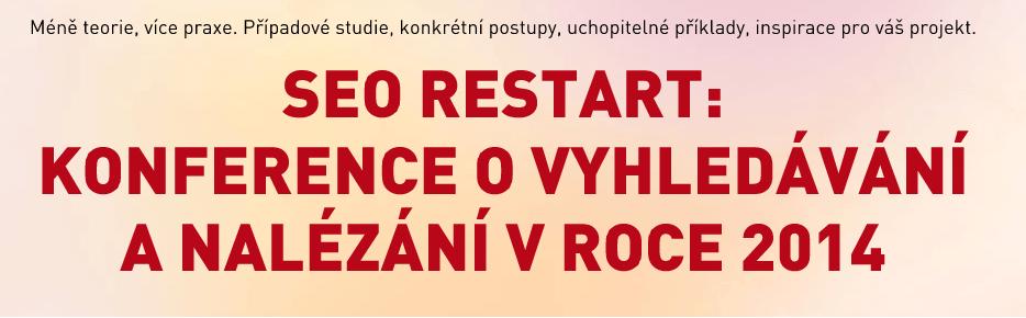 SEO Restart 2014