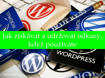 Wordpress prezentace