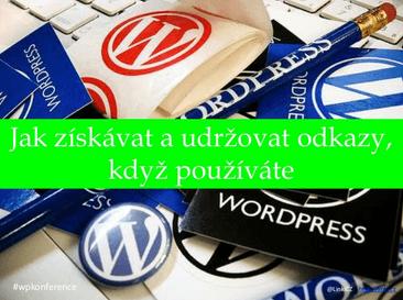 Wordpress prezentace