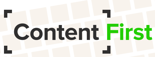 logo Content First