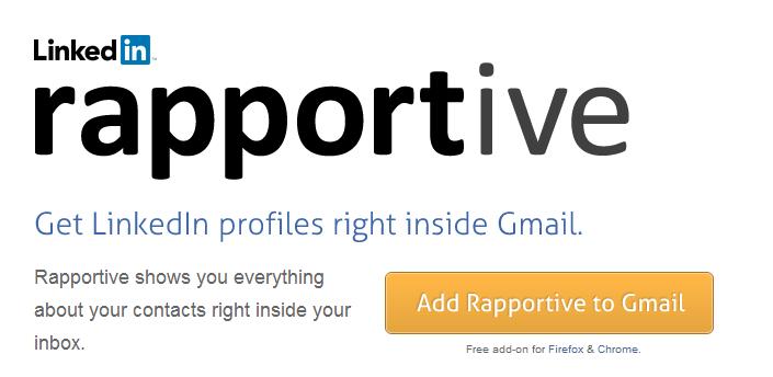 Logo Rapportive
