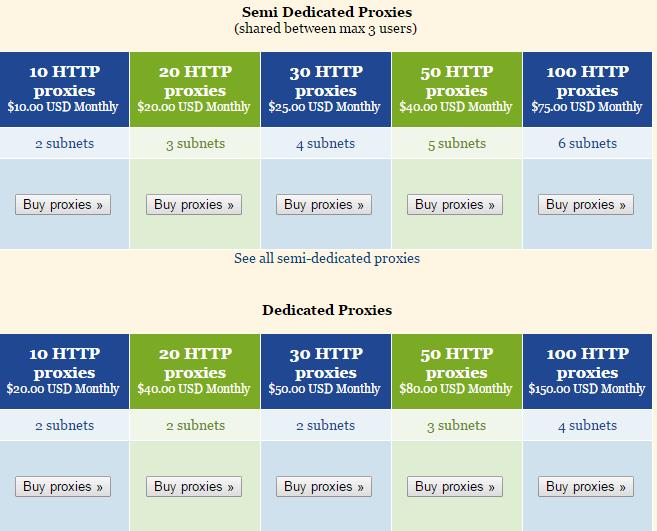 Kde kupovat proxy servery? 3