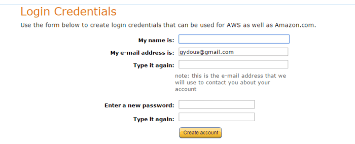 Postavte si SEO stroj v Amazon Cloudu (AWS) 2