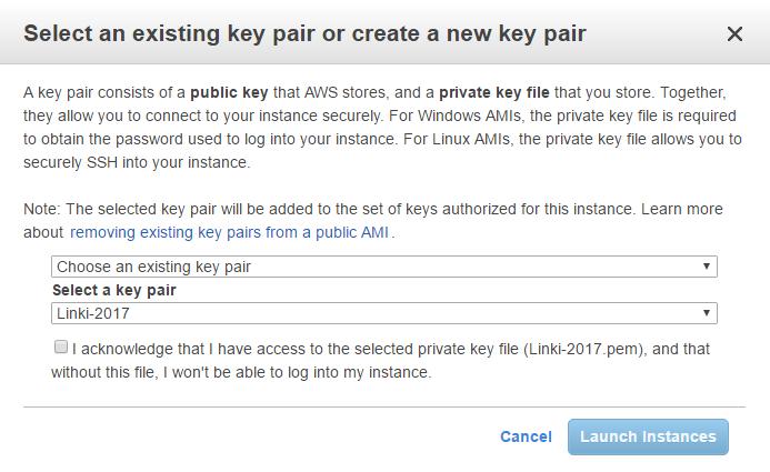 Postavte si SEO stroj v Amazon Cloudu (AWS) 6