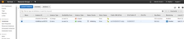 Postavte si SEO stroj v Amazon Cloudu (AWS) 7