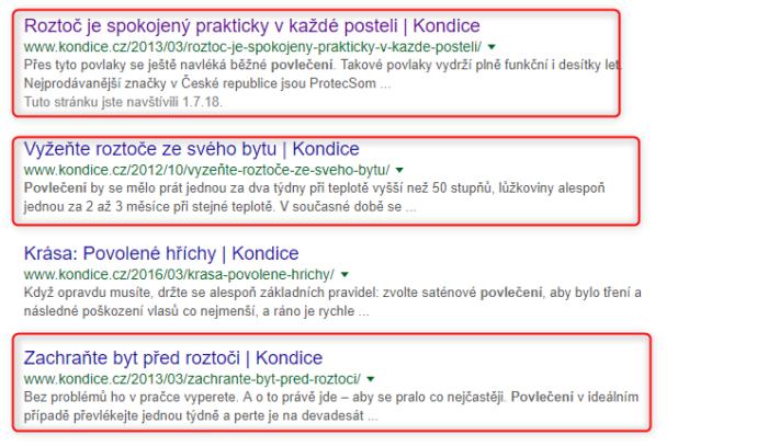 V magazínu Kondice.cz vám poradí, jak na roztoče, i několikrát.
