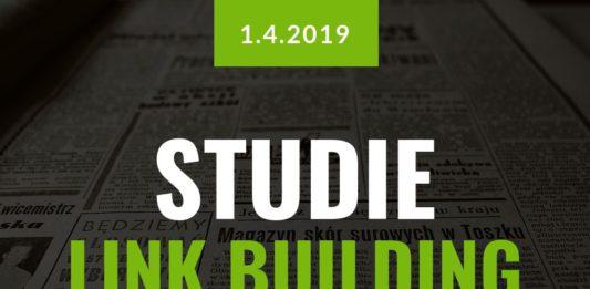Studie link building díl č. 8